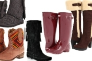 Top 5 Winter Boot Styles