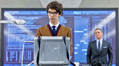 Ben Wishaw as Q