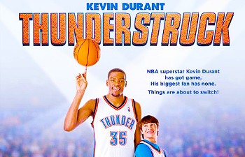 Thunderstruck is on DVD/Blu-ray and Ultraviolet