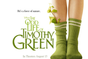 The heartwarming family film The Odd Life of Timothy Green is now available on DVD Blu-ray, find out more in the Kidzworld Review!