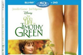 The Odd Life of Timothy Green is available as a DVD and Blu-Ray Combo Pack