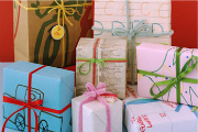 Personalize Your Holiday Gift Wrap