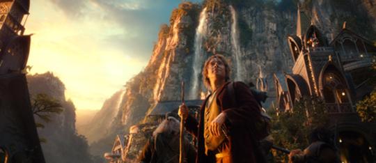 Feature hobbit feat