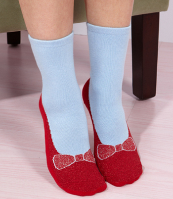 Dorothy Slipper Socks
