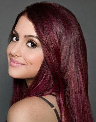 Ariana Grande plays Snow
