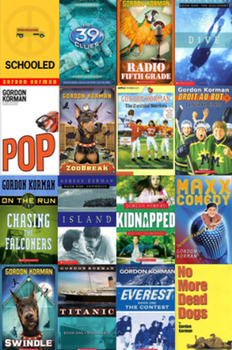 Books by Gordon Korman