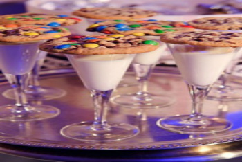 Milk and Cookie Flutes