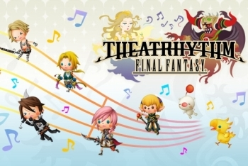 Theatrhythm Final Fantasy box
