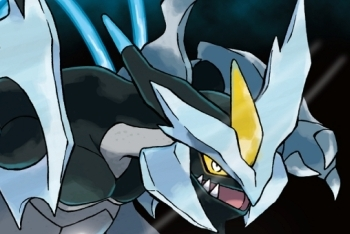 Black Kyurem Pokemon