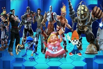 PlayStation All-Stars Cast
