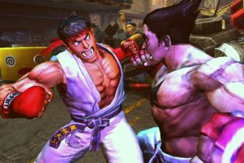 Ryu vs. Katsuya