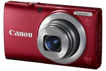 Canon Powershot red