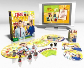 Glee Scene It? Game Review