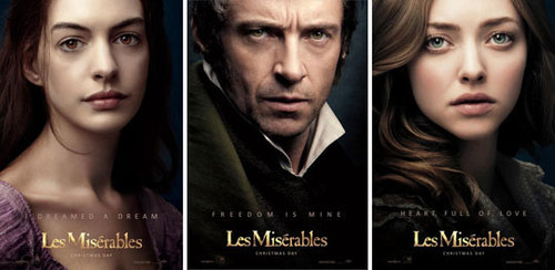 The Posters featuring Anne, Hugh, and Amanda