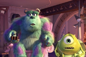 Sulley and Mike