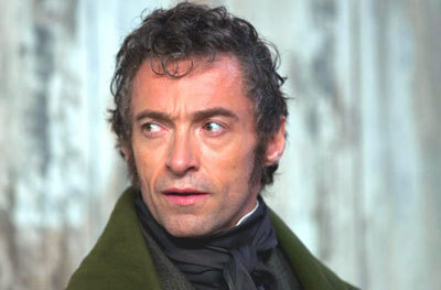 Hugh as Valjean in later years