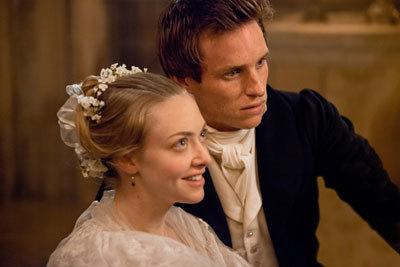 Amanda and Eddie