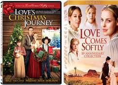 Love's Christmas Journey and Love Comes Softly 10th Anniversary Collection
