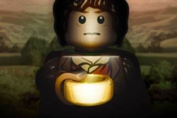LEGO Lord of the Rings Frodo
