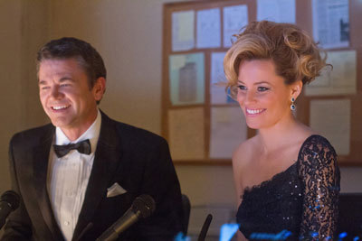 Judges Elizabeth Banks and John Michael Higgins