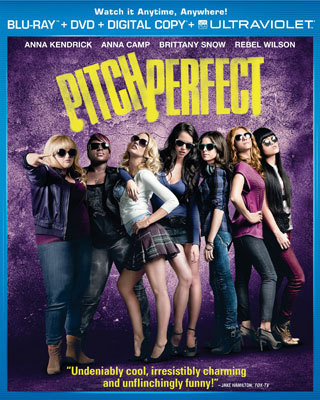 Pitch Perfect Cover Art