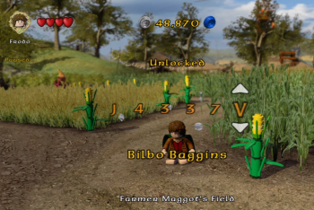 LEGO Lord of the Rings gameplay