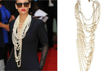 Rhianna and Pearls