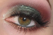 Holiday Party Eye Makeup