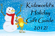 Kidzworld's Holiday Gift Guide 2012