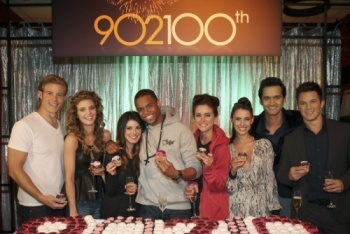 90210's 100th episode