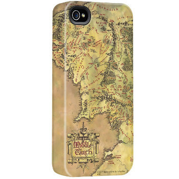 Lord of the Rings iPhone Case