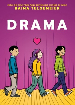Book Review: Drama by Raina Telgemeier