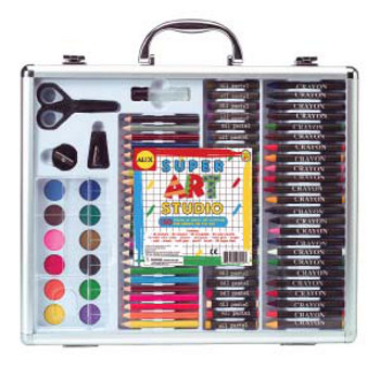 Alex Super Studio Art Kit