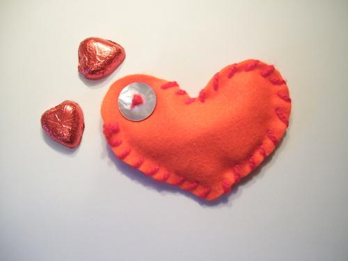 Heart Felt Pouch