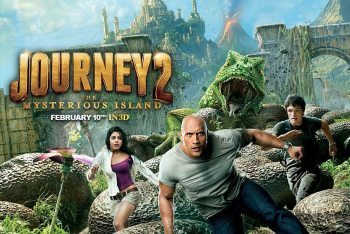 Journey 2: The Mysterious Island Movie Review