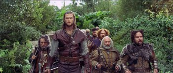 Chris Hemsworth Snow White
