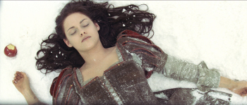 Kristen Stewart as Snow White