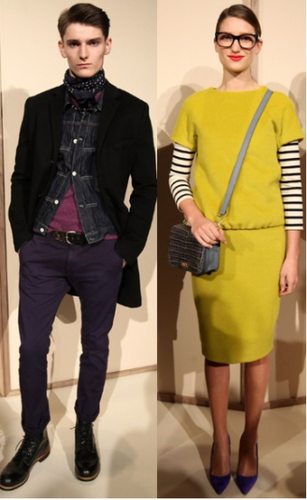 J Crew's 2012 Collection