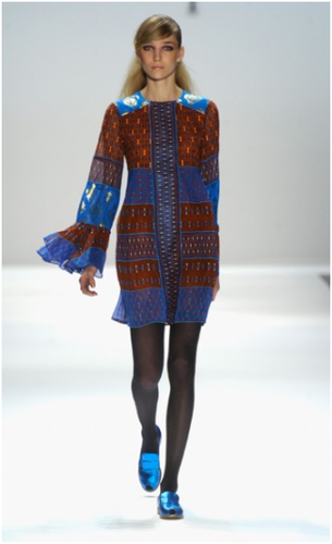 Nanette Lepore's 2012 Collection