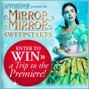 Mirror Mirror Sweepstakes