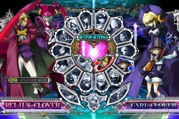 BlazBlue: Continuum Shift Extend new character Relius Clover
