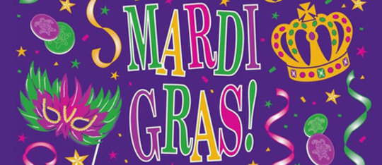 Mardi Gras (Fat Tuesday)