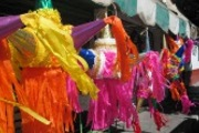 Everyone loves hitting a pinata at a party, but did you know they also have a history that spans from China to Mexico? Find out more about the history of the pinata!