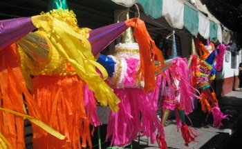 Pinatas are mostly considered a Mexican tradition in this day and age, but they have history all over the world!