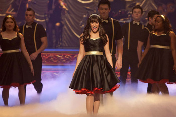 Glee: Season 3, Episode 14 :: On My Way