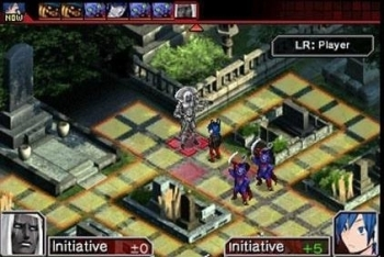 Shin Megami Tensei: Devil Survivor 2 battle screenshot