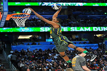 Slam Dunk Contest Winner