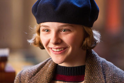 Chole Moretz as Isabelle in Hugo