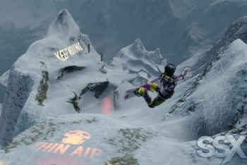 SSX mountain routes