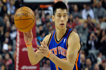 Jeremy Lin Starting Point Guard